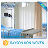 Hospital Medical Hygienic Waterproof Soft feeling Nonwoven Disposable Bed Sheet
