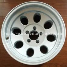 15'' 16'' 17'' 18'' 19'' 20'' 4x4 aluminium wheels