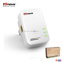 7HP150 500M Powerline Mini Homeplug AV Ethernet rj45 wireless network Adapter Plug and Play Adapter