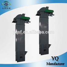 El elevador de cangilones con excelente calidad y del grado alimenticio saludable de Máquina de Cedazo de Yongqing