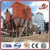 Coal fired boiler cement dust baghouse filter