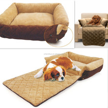 lucky funny comfortable warm snuggle beds for dogs pet bed