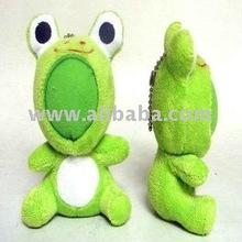 3D face dolls(Frog)