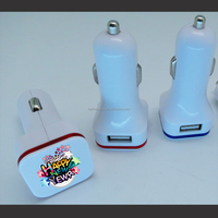 Hot Selling High Quality 3.1A Dual USB car charger