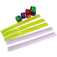 Shiny Reflective Snap Bracelets Customized