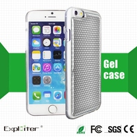 High-quality silicone mobile case for mobile phone cover iphone 6c