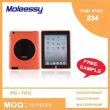 Factory smart cover for ipad4/3/2