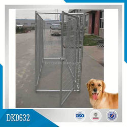 Made In China Firm Galvanized Dog Kennel Wholesale