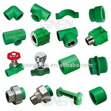 China manufacturer hot sale ppr and pvc pipes and fittings