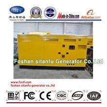500kw 625kva Shangchai SC27G755D2 CE certified diesel generator power