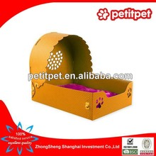 hot sale luxury fully PP fabric pet bed