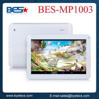 10.1 inch IPS Screen MTK8312 Dual Core Andriod 4.4 1GB/8GB ROM Bluetooth Phone Call mini desktop tablet