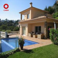 low cost prefabricated houses prices luxury prefab home luxury prefab steel villa for sale