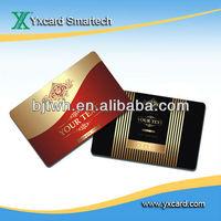 RFID printing id card