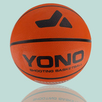 New design high wear-resisting rubber basketball YONO # 7
