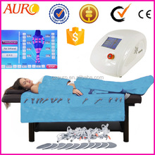 Detoxify lymphatic drainage machine for removing liver's strain and unknown pain Au-6809
