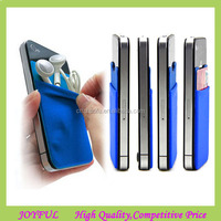 Promotion cheap 3M phone back sticker card holder