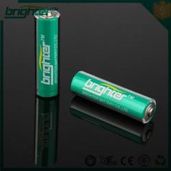 Super power 1.5v lr6 aa BRIGHTER dry alkaline battery for wholesale