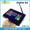 New Arriva PIPO X8 Smart TV Box Dual Boot/OS Mini PC Win 8.1+Android 4.4 Intel Z3736F Quad Core 2G+32G BT set-top box