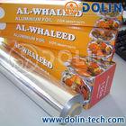 folha de alumínio para uso doméstico