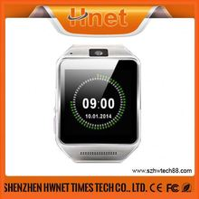 Low price wrist watch phone new model watch mobile phone