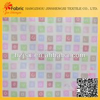 Twill cotton cloth bedding fabrics baby printed cotton fabric