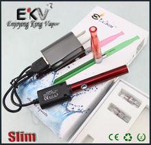 2014 new products electronic cigarette mini e-cig slim vaporizer pen