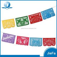 Laser Cut String Banner For Party Or Wedding Hanging Decoration Banner Design
