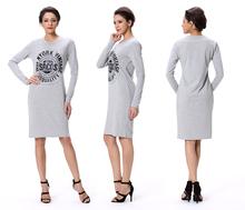 Women'S Dresses Skirts One piece cotton dress Sport dress