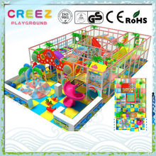 Super quality low price entertainment indoor playground