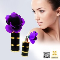 2015 very sexy scandalous flower long lasting sex spray perfume bottle