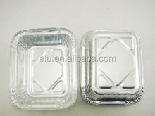 aluminium foil container/ aluminium foil food container