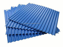 APVC plastic roofing sheet with highly anti-uv and strength