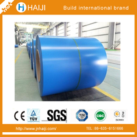 high-density corrugated iron Roof plate color sheet