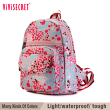 vivisecret leisure cartoon travel luggage bag