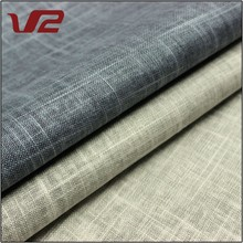 Zhejiang Textile Men's 100% Linen Fabrics For Garment
