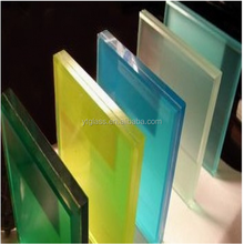 19mm Tempered glass/ Insulating glassHeat soak/Self-cleanging glass
