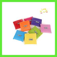 Nylon Reuseable Foldable Shopping gift Bag