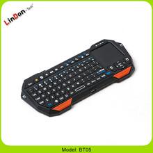 Fantástico bluetooth inalámbrico de teclado para samsung BT05