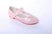 Latest pink children cute school shoes students girls flat dance shoes new spring season kids shoes for girls