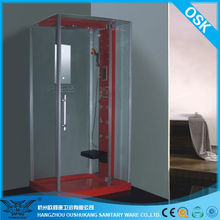 FASHION HIGH PROFILE SHOWER ROOM WITH STEAM