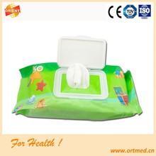 sanitary nursing product/Soft Skin Care sleepy moist towelettes