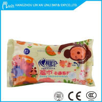china supplier Sterile raw material hands and mouth wet wipes for households