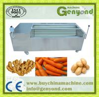 Potato,Carrots washing machine /Roller Washer/Vegetable Washing Machine