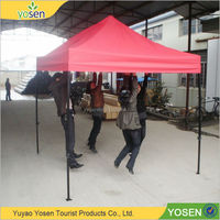 Modern outdoor metal high quality steel materia folding gazebo frame