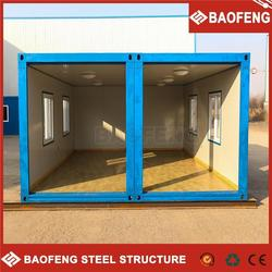 antiseismic construction site container house shipping container