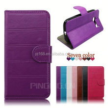 for HTC Desire 601 case, book style leather flip case for HTC Desire 601