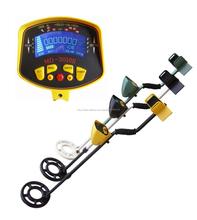 md-3010 ii metropolitana Metal Detector Caccia metallo portatile con funzionamento Semplicemente per Oro e Argento