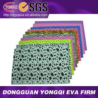 EVA Foam Sheet EVA Plastic Raw Material for Handicrafts