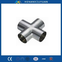 Metal Alloy Stainless Steel Cross Pipe Fitting Price